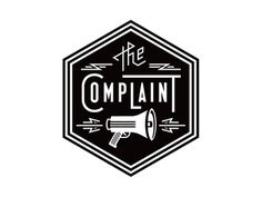 Esquire - The Complaint #logo #megaphone