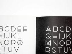 PARQA Typeface #ypeface #marco #ont #parqa #oggian