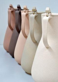 Ceramic Paint / Bugle, Geevor and Nanpean : kirstie van noort #ceramics #furniture #accessoiries #pastel