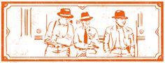 Illustration for Stammtisch der Filmemacher | Design by Cohezion