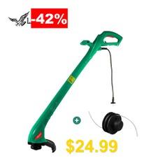 LANNERET #250W #220mm #AC #Electric #Grass #Trimmer #Hand #Cleaner #Grass #Cutter #Machine #Line #Trimmer