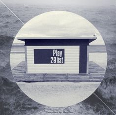 The Collective Loop #album #loop #water #design #graphic #the #cover #collective #beach