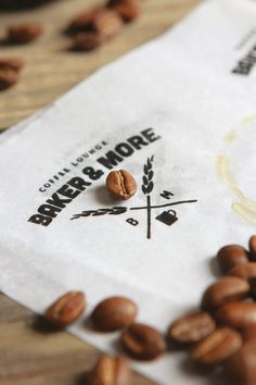 Baker #coffee #logo