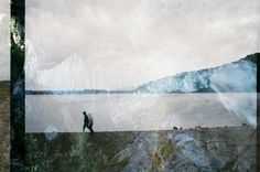 Movimiento on the Behance Network #photography #patagonia #overexposed