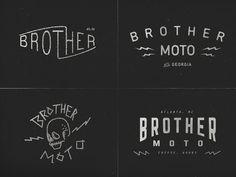 brother-moto-mc-atlanta-ga #logo #lock ups