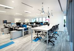 New Office Design by Kyoob-id - #office #interior