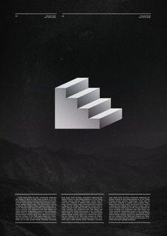 808 on the Behance Network #poster #music #art