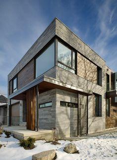 Garden Void House by Alva Roy Architects
