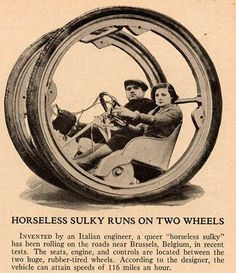 Vintage Future #transport #future #vintage