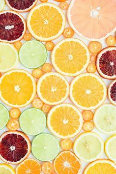 Citrus Art Print Food Photography Fruit by AmyRothPhoto on Etsy