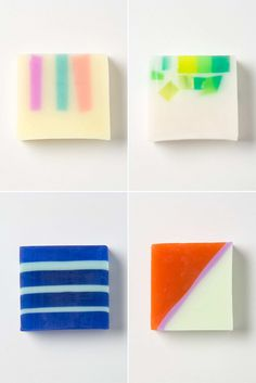 plentyofcolour_squaresoaps #colour