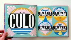 Mola Tener 5 Años. Marzo 2011 - Iván Solbes #spread #illustration #book