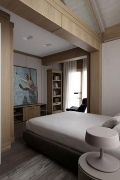 bedroom / Ordenans Design Studio