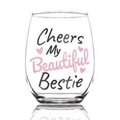 Cheers My Beautiful Bestie