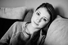 OHMYZOD! #portrait #bw #girl