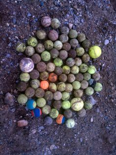 photography, balls