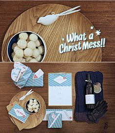 Sarah macht Sachen 2.0 #christmess #wrap #christmas #stationery #paper #winter