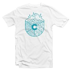 Help Colorado: Illustration / Icons / T-Shirt Design
