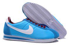 New Shoes Nike Classic Nylon Mens Blue White