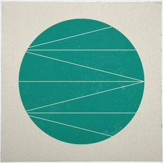 Geometry Daily #geometry #geometric #minimal #poster #art #circle