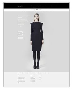 Olav Weiken #fashion #grid #clean