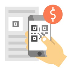 See more icon inspiration related to qr code, smartphone, technology, blackberry and commerce and shopping on Flaticon.