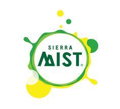 Little Fury :: Sierra Mist #logo #identity #branding