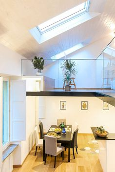 Two Floors Attic in Torino / Officina 8A