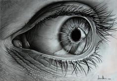 Eye by ~Branse on deviantART #eye #sketch #ball