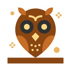 See more icon inspiration related to hunter, owl, zoo, bird, animals and animal on Flaticon.