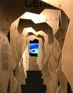 Dolomitic Caves - Exhibition on Behance