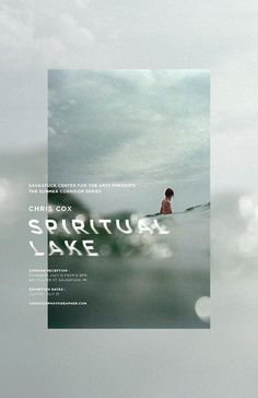 antrimdells.com #typography #poster #photography #water #lake #antrim #dells