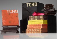 TCHO | Edenspiekermann #packing #identity