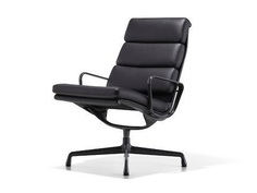 "searchsystem: "" Charles & Ray Eames / Herman Miller / Aluminium Group / Soft Pad / Swivel Lounge Chair / 1958 Shop """