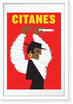 Citanes #print #poster #illustration