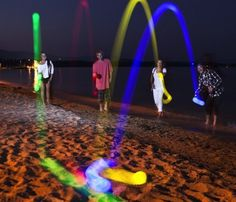 LED Bocce Ball #gadget