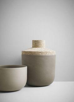 Storage Stone Jars #tone