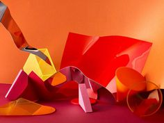 Colorful Still Life Photography by Maciej Miloch