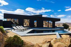 Black Desert House - Oller & Pejic and Marc Atlan Design Company - www.homeworlddesign (20) #architecture #house #home