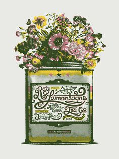 GigPosters.com - Ray Lamontagne - Jenny Lewis - Belle Brigade, The #gig poster