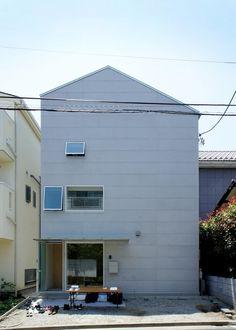 House D by Kochi Architect's Studio #house #japanese #home #minimal #minimalist