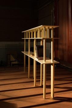Pegma by Studio Joachim-Morineau