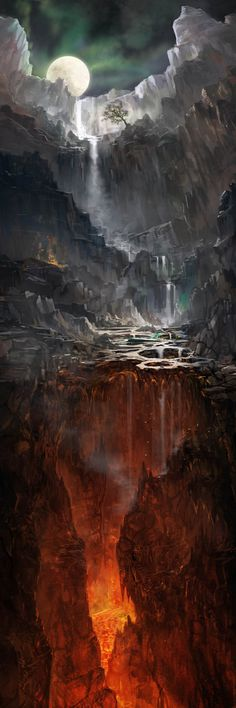 Great Chasm by jbrown67