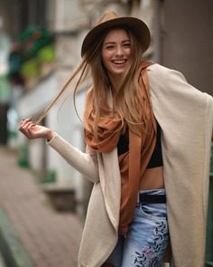 Gorgeous Beauty and Street Style Photography by Mutlu Anas