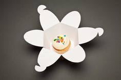 Corporate Identity #branding #packaging #cupcakes #treats #sweet