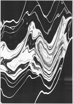 #blackandwhite #texture #distorted
