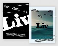 ANDREAS JOHANSEN #movie #print #design #graphic #poster