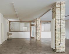 Islington Artist Studio by Giles Reid Architects