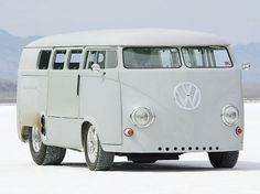 Google Image Result for http://image.hotrod.com/f/9601174/hrdp_0612_ten_07_z+top_hot_rods_2006+1962_vw_bus+front_view.jpg #bus #barn #volkswagen #chopped #door
