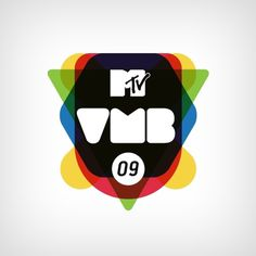 Pablo Lobo Portfolio #geometry #vmb #shapes #colours #minimalism #mtv #logo